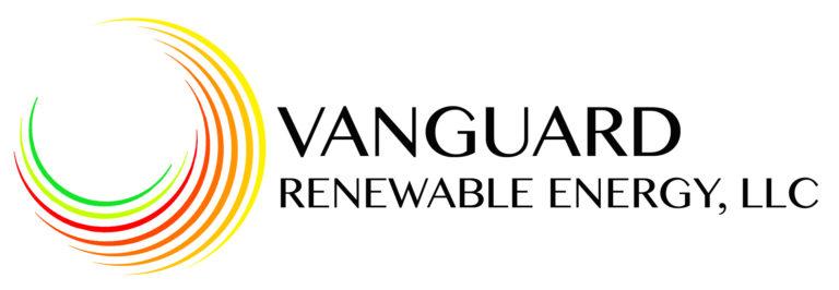 Vanguard Renewable Energy, LLC. Logo